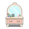 Furniture CharmingDays Dresser.png