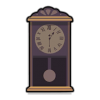 Furniture PeacefulDays Clock.png